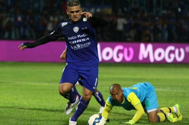 Arema vs Bali United