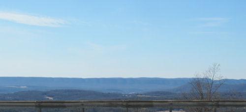 Pennsylvania valley