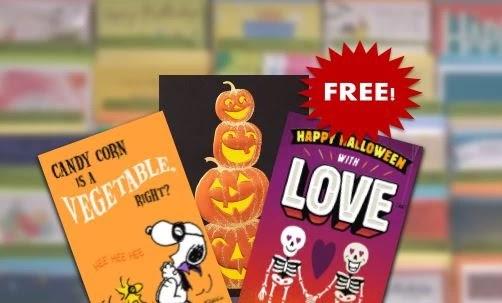 FREE Hallmark Greeting Cards at CVS 9/19-9/25