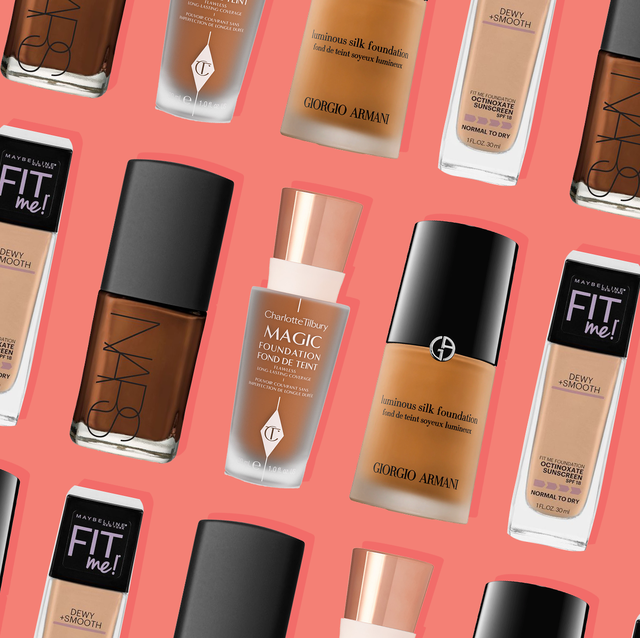 10 Top Foundations for Dry Skin