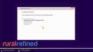 cara install windows 8 menggunakan flashdisk