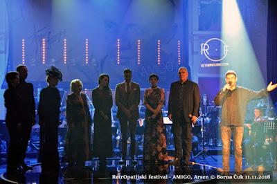 RetrOpatijski festival - AMIGO, Arsen, Opatija, 11.11.2016