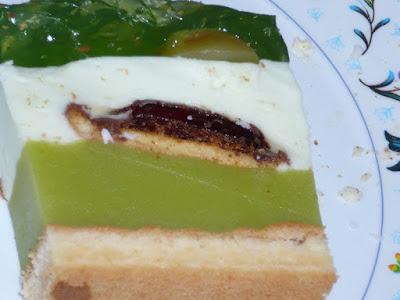 Owocowe ciasto na deser