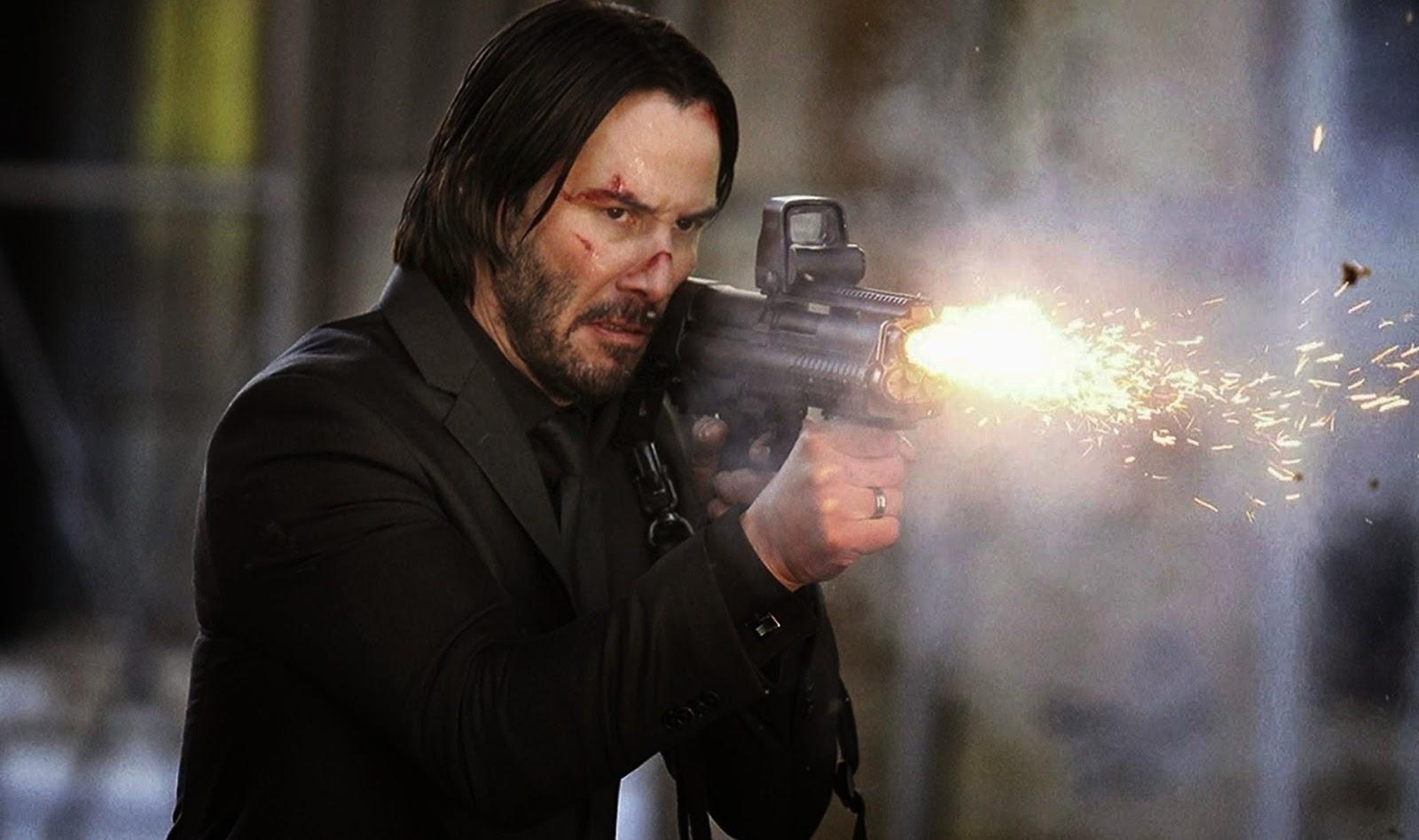 """Keanu Reeves elimina todos seus oponentes no trailer de """"John Wick 2: Um Novo Dia Para Matar"""""""