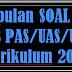 Soal UKK Bahasa Indonesia SMP/MTs Kelas 8 Kurikulum 2013 Tahun 2018