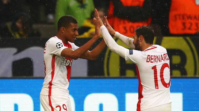 Silva and Mbappe