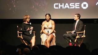 Serena Tebarkan Inspirasi Lewat Film Dokumenter Dirinya