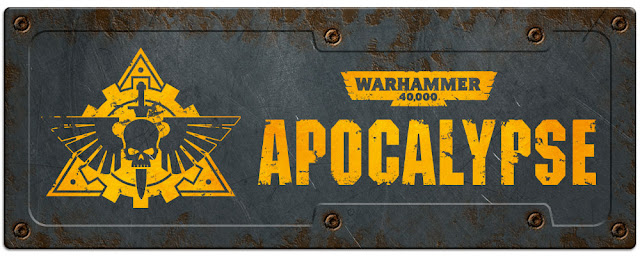 Marines Espaciales Warhammer Apocalypse