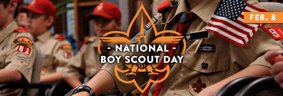 National Boy Scout Day Wishes Awesome Picture