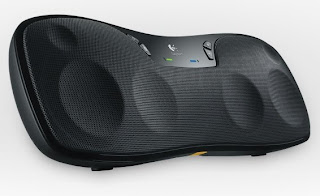 Logitech Wireless Boombox review. Características, especificaciones, precio, foto, video. Features, specifications, price, photo. Que es Bluetooth A2DP, que es mainframe, que es transductor, que es ultrabook, que es neodimio, que es radiador pasivo, what is Bluetooth A2DP, what is mainframe, what is ultrabook, what is transducer, what is neodimio, what is passive radiator.