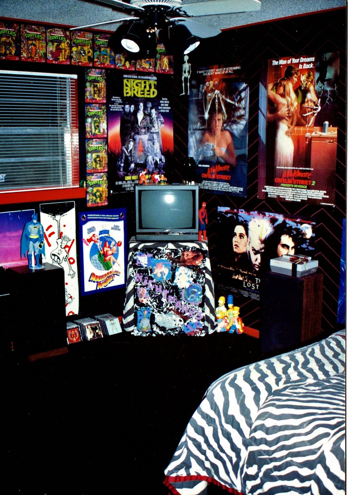 SECRET FUN BLOG: MY ROOM- EARLY 90s EDITION on 90 Room  id=69058