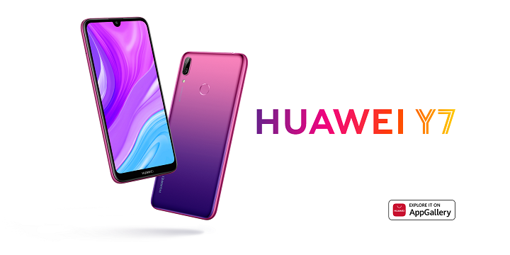 Huawei Y7 Specs