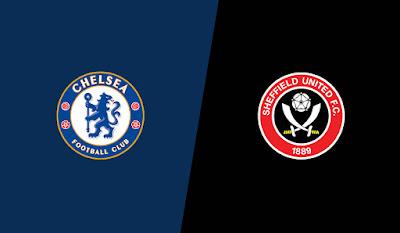 مشاهدة مباراة تشيلسي ضد شيفيلد يونايتد اليوم 7-11-2020 بث مباشر في الدوري الانجليزي
