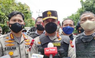 Polisi: Korban Bom Gereja Ketedral Makassar Sembilan Orang