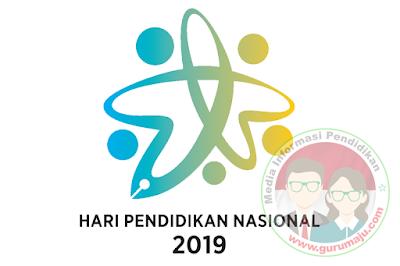 Tema dan Logo Hari Pendidikan Nasional 2019