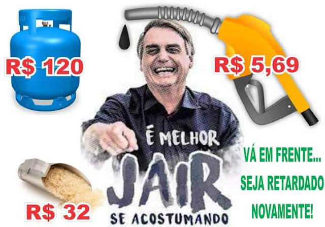 #ForaBolsonaro - Blog do Asno