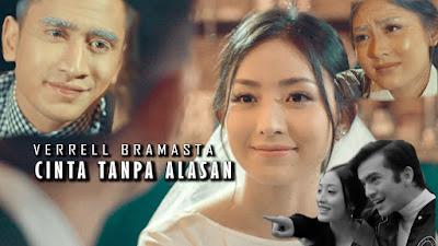 Download Lagu Mp3 Verrell Bramasta - Cinta Tanpa Alasan, Video Hot Natasya Willona