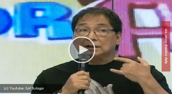 Joey De Leon apologizes for remark on depression