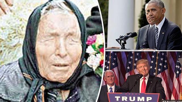 Nasib Amerika Setelah Obama, Ramalan Mengerikan Penujum Buta Baba Vanga Jadi Perbincangan