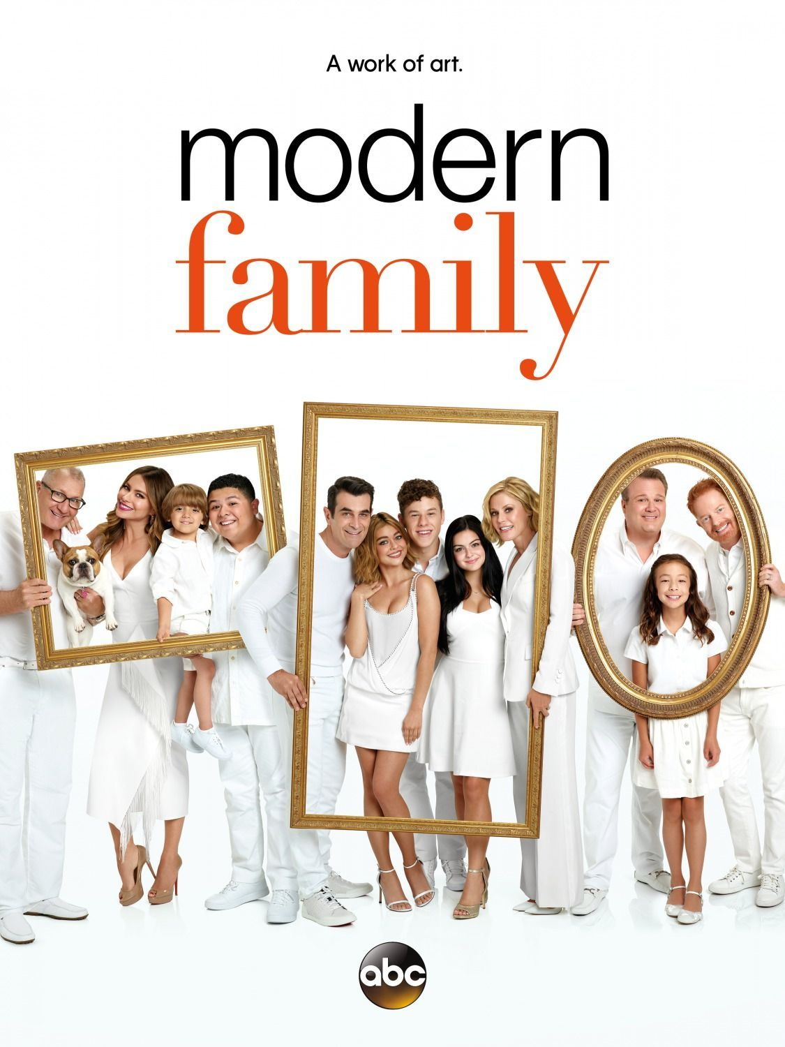 Modern Family Serie Completa Latino