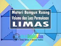 Materi Volume dan Luas Permukaan Limas Lengkap Soal Latihan