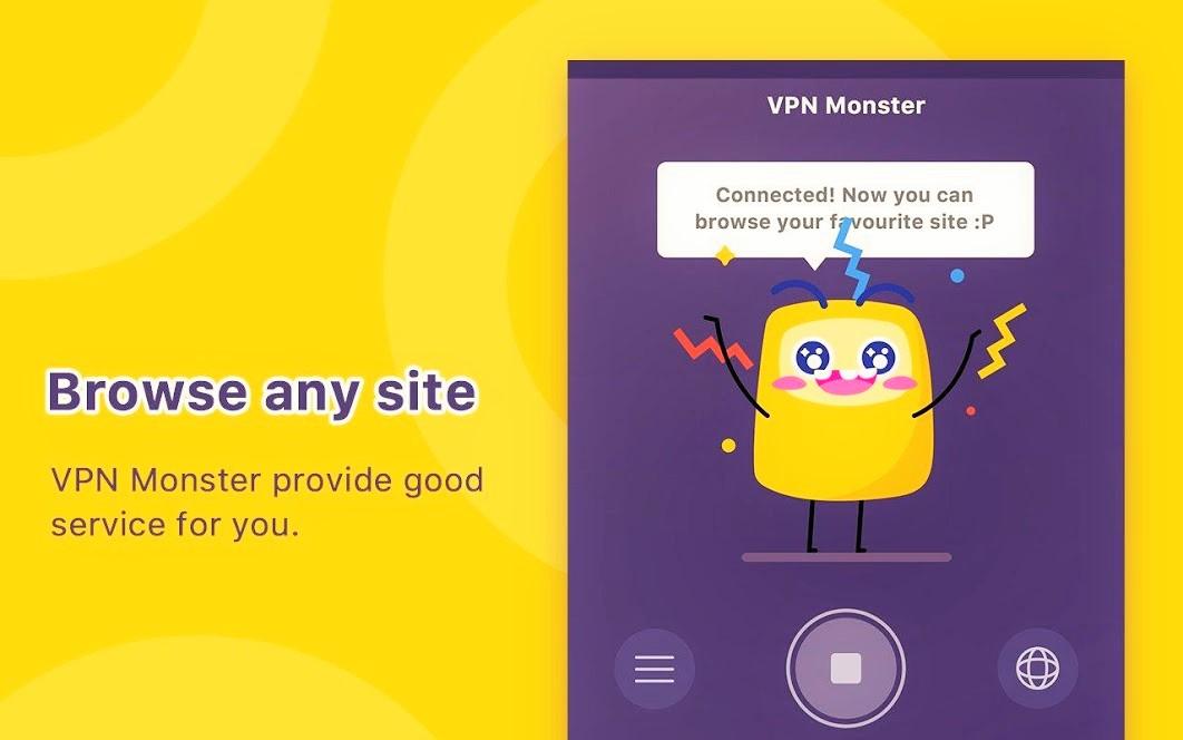 VPN Monster Proxy VIP Apk
