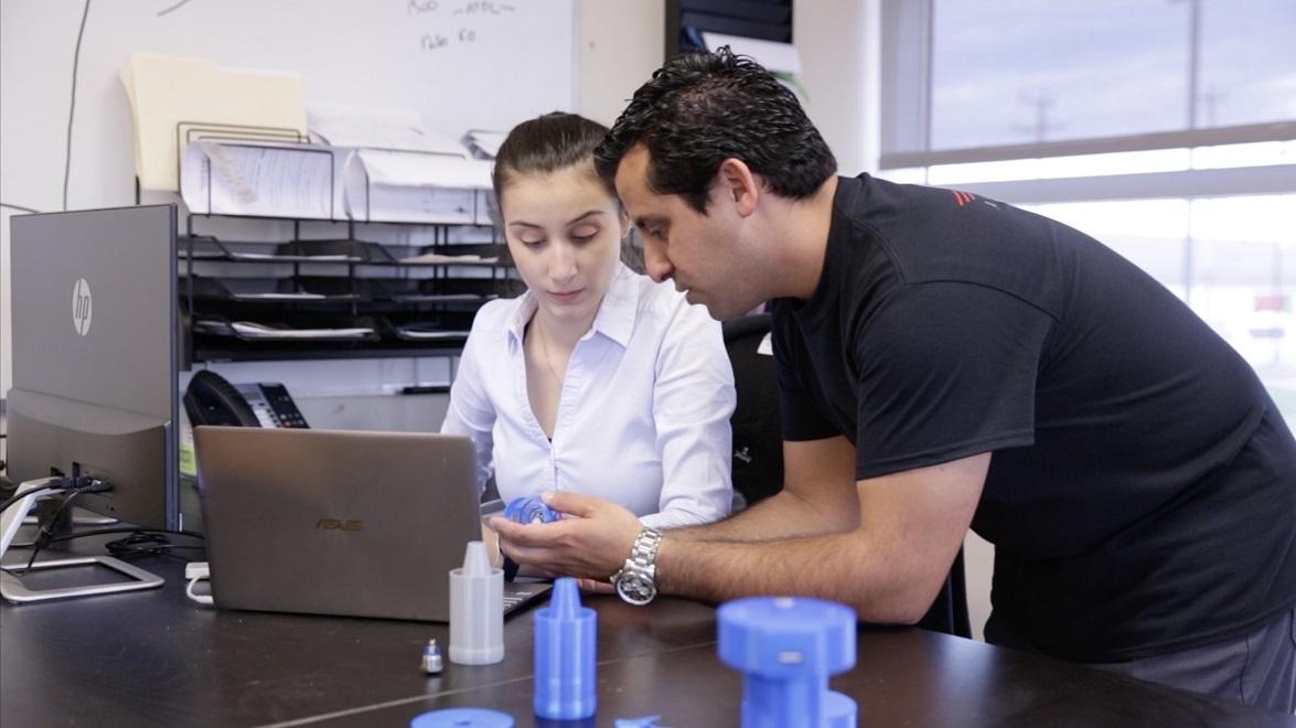 A Syrian-Armenian Refugee Student Develops Ventus