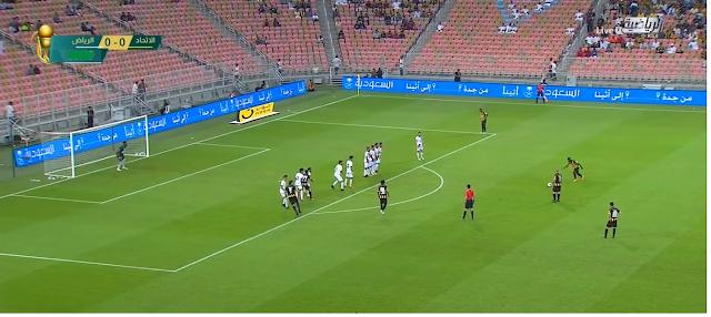 شاهد بالفيديو مباراة واهداف الاتحاد ضد الرياض