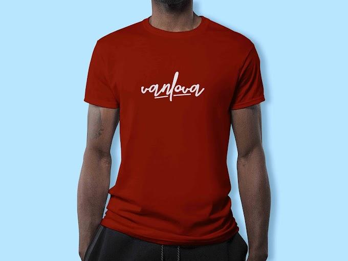 Red warmT-shirt