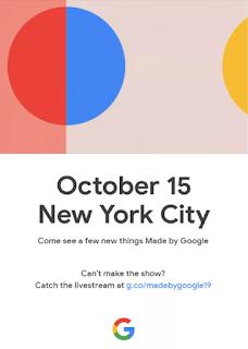 رسميا هذا هو موعد إعلان جوجل عن هواتف بيكسل الجديدة