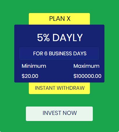 Инвестиционные планы Xinvest Capital