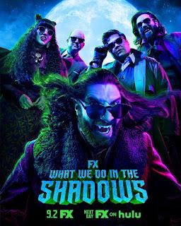 Lo que hacemos en las sombras Temporada 3 capitulo 4