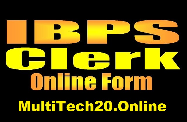 IBPS CWE Clerk 2020 Vacancy - 2557 Post Clerk Office Assistant