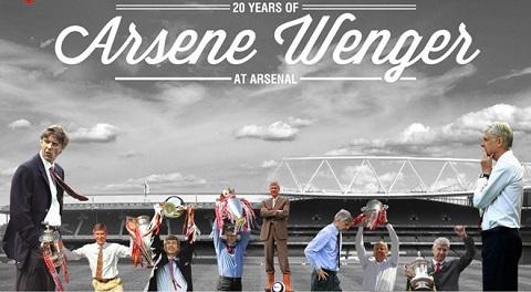 Với nền tảng là các học trò người Pháp, những chiến thuật của ông Wenger từng mang đến những hiệu quả lớn cho Arsenal.