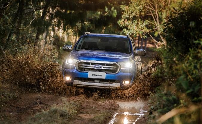 Ford Ranger 2020 chega mais tecnológica, moderna e refinada pelo mesmo preço