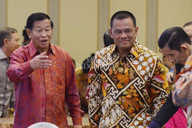 Mutasi Perwira TNI Dianulir, Begini Tanggapan Jenderal Gatot