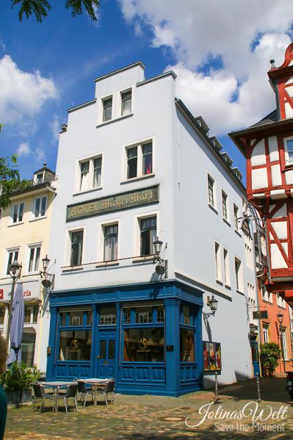Hotel Michel Mort Eiermarkt Bad Kreuznach Nahe
