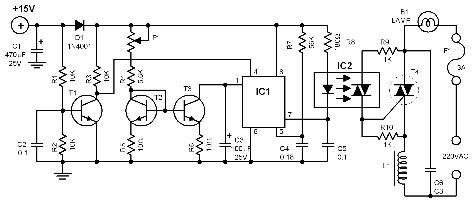 automatic-lamp-regulator-circuit-diagram