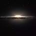 جب ملکی وے کہکشاں چپٹی ہے تو پھر ہر سمت میں ستارے کیوں ہیں؟