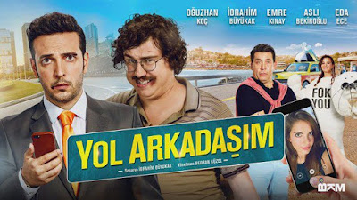 فيلم أصدقاء الطريق Yol Arkadaşım