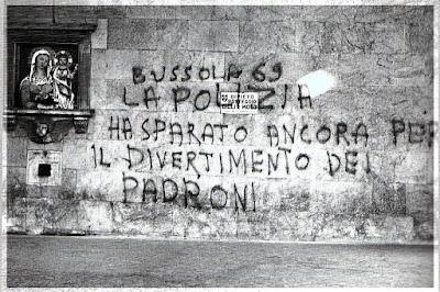 Viareggio 1969 Scontri alla Bussola