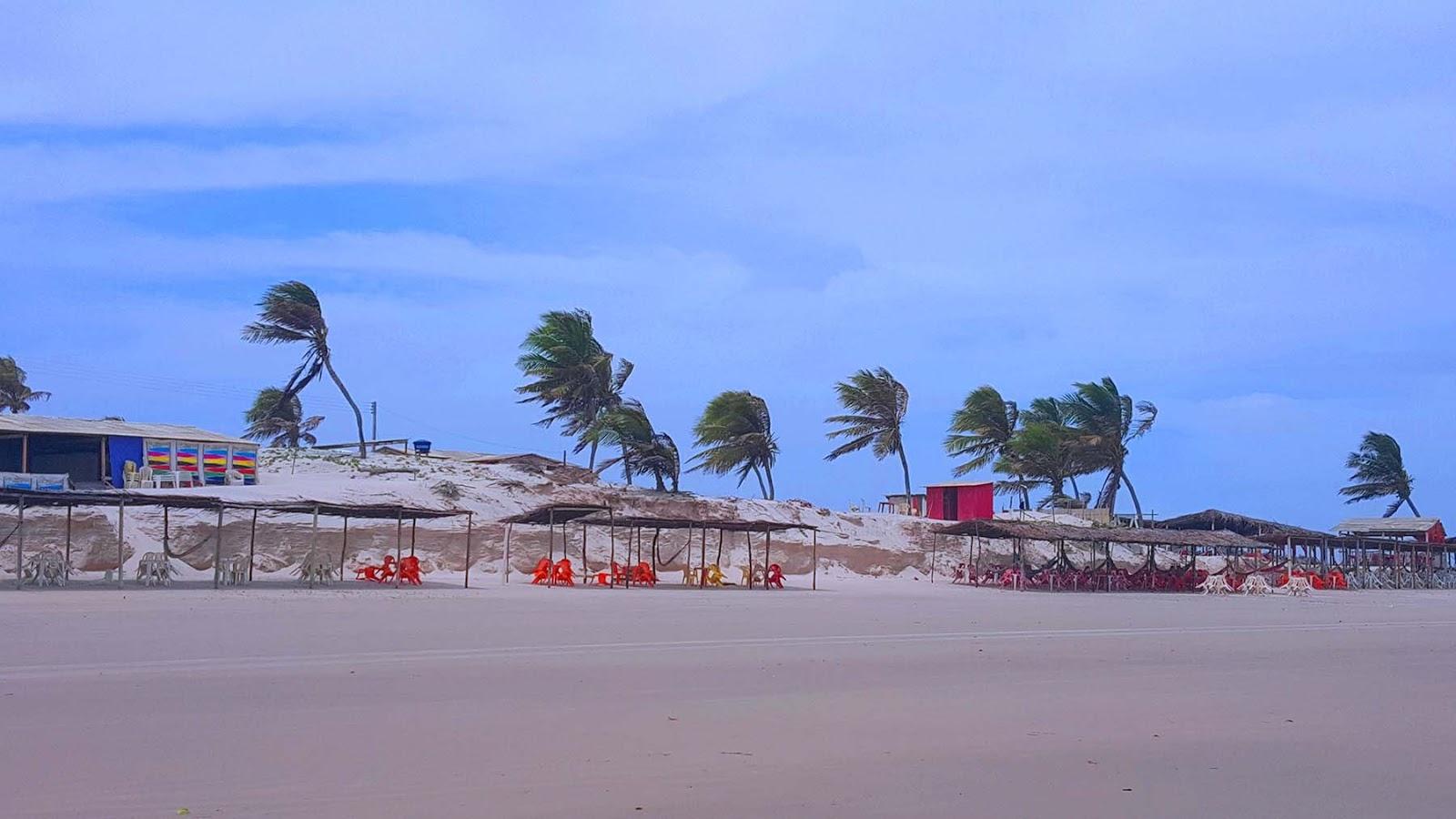 Praia em Mangue Seco.
