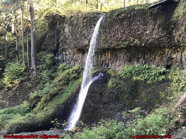Oregon Middle North Falls