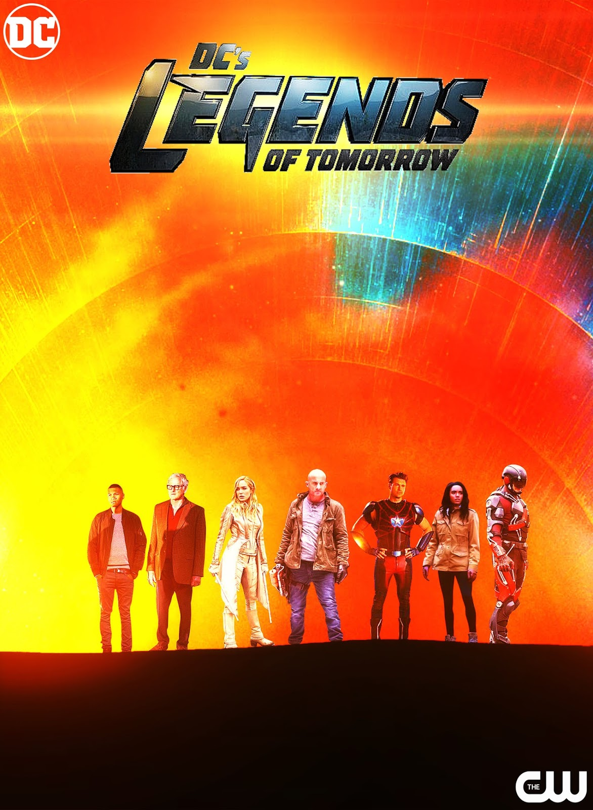 Legends of Tomorrow 2017: Season 3 - Full (1/17)