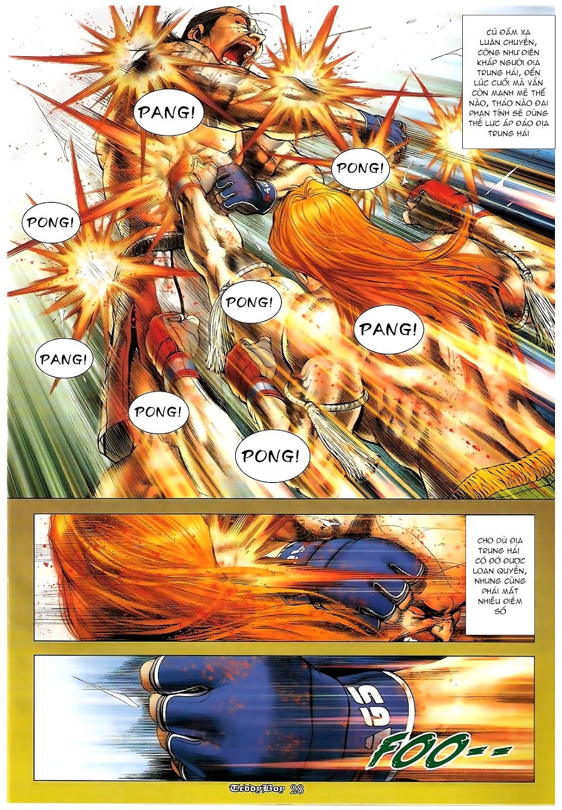 Người Trong Giang Hồ - Chapter 1254: Hiệp cuối cùng - Pic 24