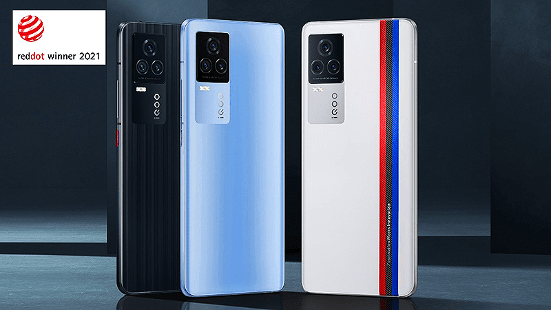 vivo's iQOO 7 wins 2021 Red Dot Award for Product Design