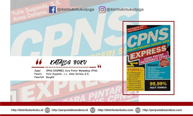 CPNS EXSPRES Cara Pintar Menembus CPNS