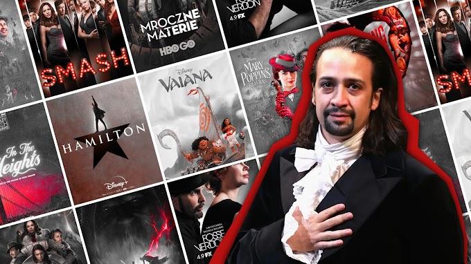 15 musicalowych produkcji, w których maczał palce Lin-Manuel Miranda, twórca musicalu Hamilton