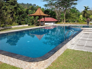 pelangi resort camping ground sentul