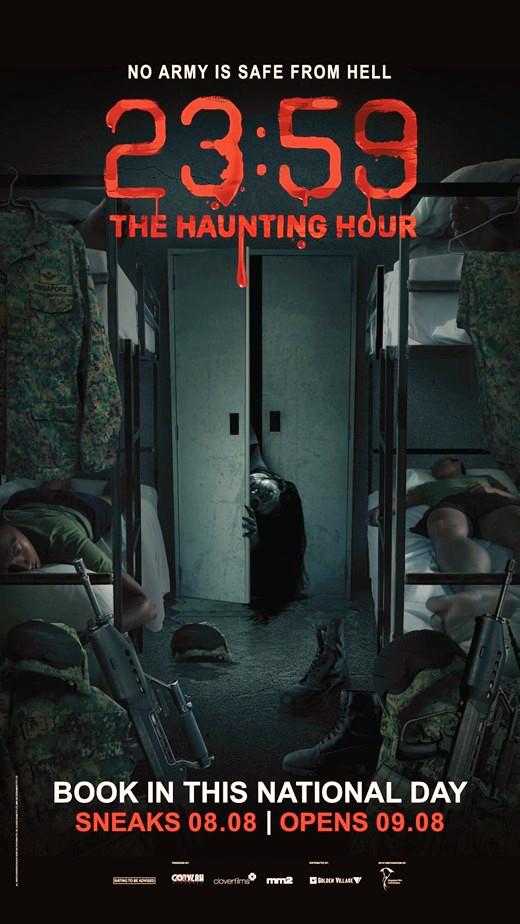 Sinopsis Film 23:59: The Haunting Hour (2018)